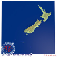 dxf new zealand elevation
