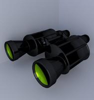 binoculars noculars 3ds