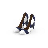 3ds max fendi women shoes