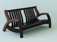 3d model landbond wood