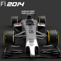 F1 McLaren MP4-29