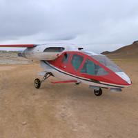 aircraft poser pz3