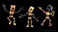 Robot VD7