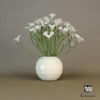 3d obj visionnare nibelung vase