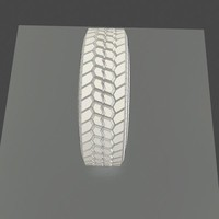bridgestone tire rubber 3d ma