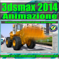 3ds max 2014 Animazione Star Force