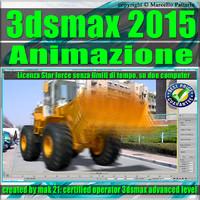 3ds max 2015 Animazione Star Force