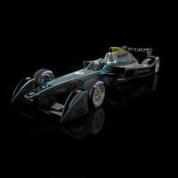 Formula E Renault SRT 01E