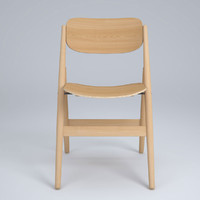 hiroshima folding chair maruni 3d max