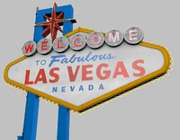 welcome las vegas sign dxf