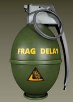 M-26 Frag grenade