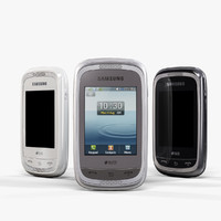 3d samsung c3262 champ neo model