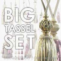 3ds classic tassels