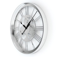 Wall Clock Gear