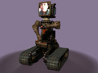 TrackBot robot
