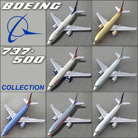 max boeing 737 500 -