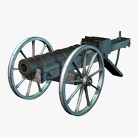 Cannon Medieval Big