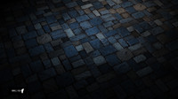 Zbrush Sculpted Floor Tiles