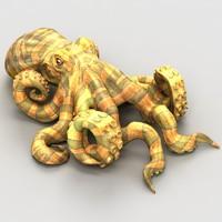maya octopus