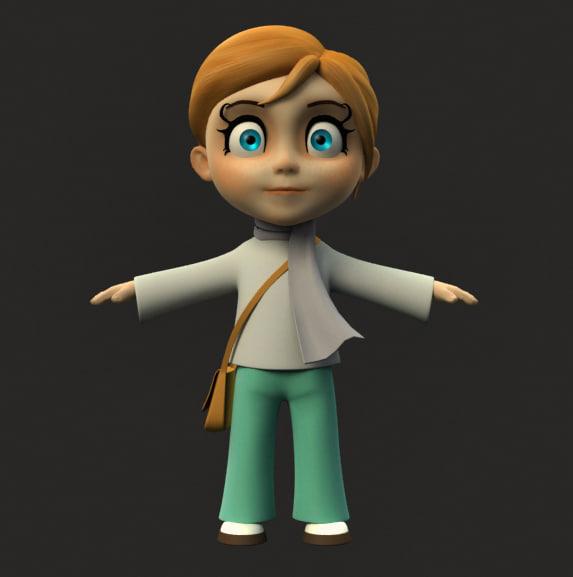 Chibi Character
