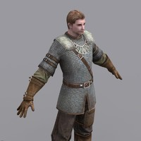 max old male mail armor