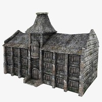 3d medieval university