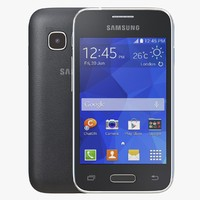 Samsung Galaxy Young 2 Black
