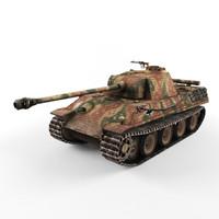 pz 5g 3d model