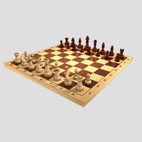 3d chess games model