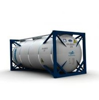 20 feet tank container