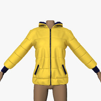 3ds max yellow jacket