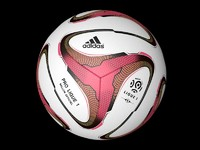 France Ligue 1 Official 2015 ball 3D model