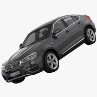 BMW X4 F26 xLine 2015
