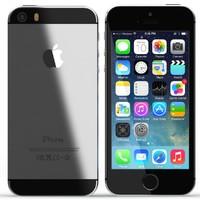 iphone 5s m 3d model