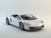 lamborgini lp 550-2 car studio max