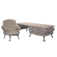 3d desk neoclassic