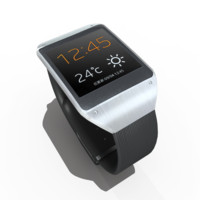 3d samsung galaxy gear