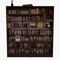 maya 2 books bookshelf