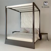 Armani  Osaka Bed