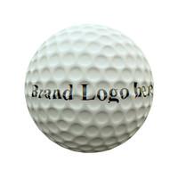 golf ball diffuse uv layout max