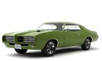1969 pontiac gto 3d 3ds