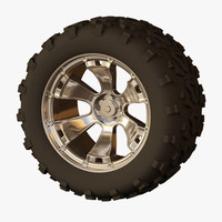 hobby car wheel rim tire max