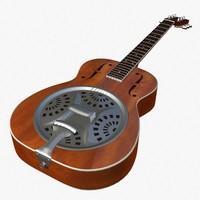 maya dobro guitar