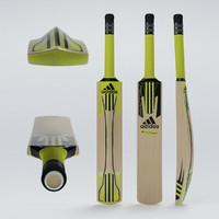 3d cricket bat adidas