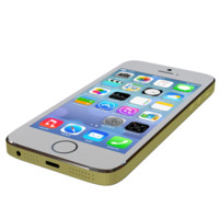 iphone 5s smartphone uv 3d max