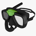 snorkel 3D models