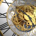 Clock Mechanism 3D models