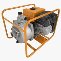 maya industrial pump subaru
