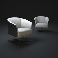ds-291-chair 3d max