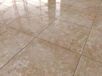 Travertine Polished
